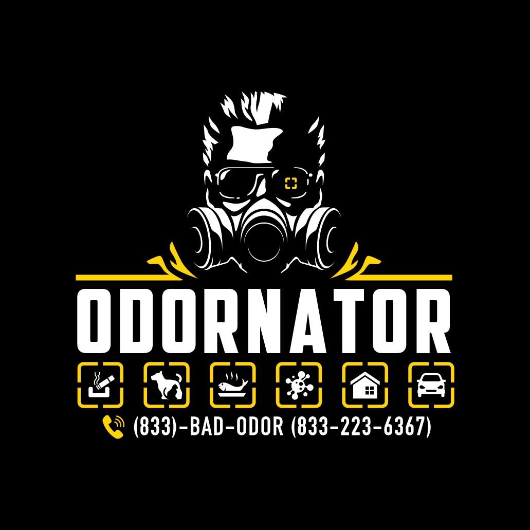 Terminator in gas mask