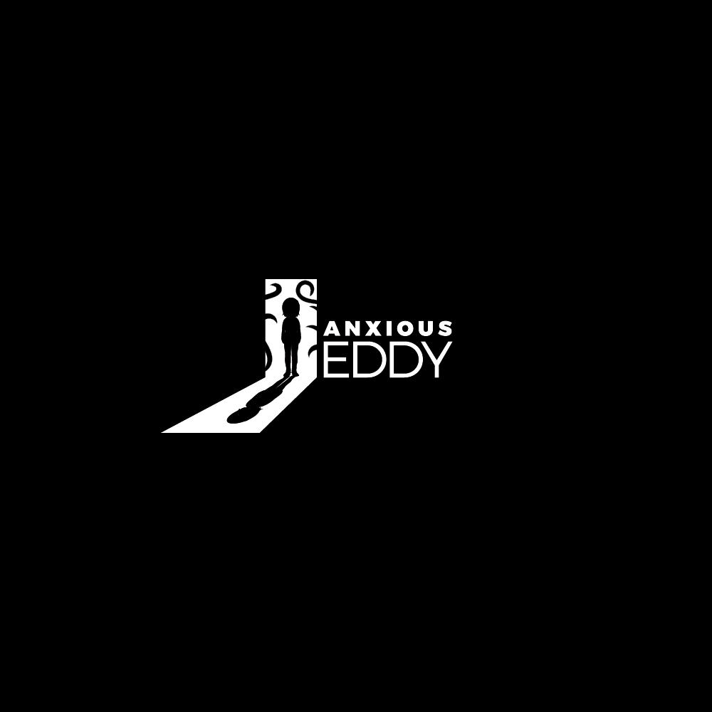 Anxious Eddy design Logo