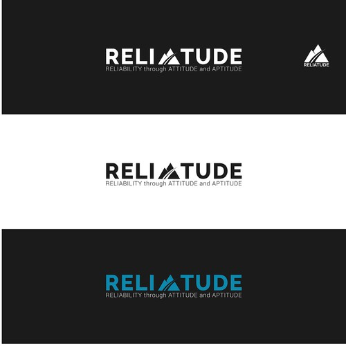 winning logo for Reliatude