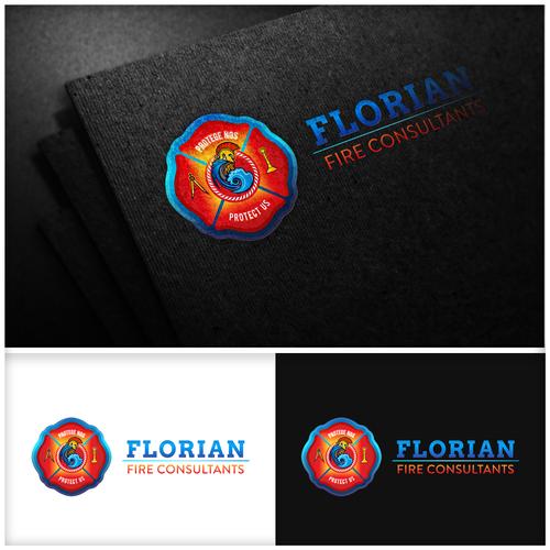Florian Fire Consultants Logo