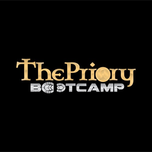 New Logo Design wanted for The Priory Bootcamp