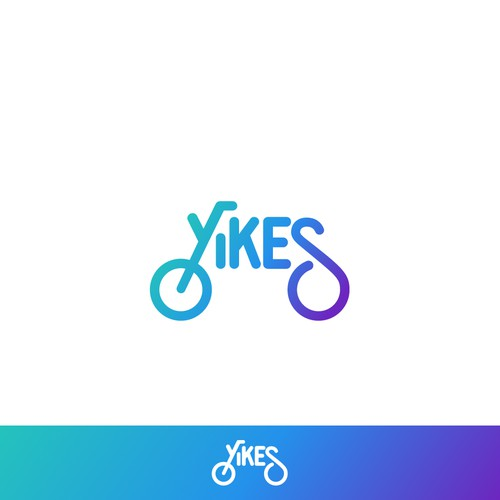 Logo concept for Yikes