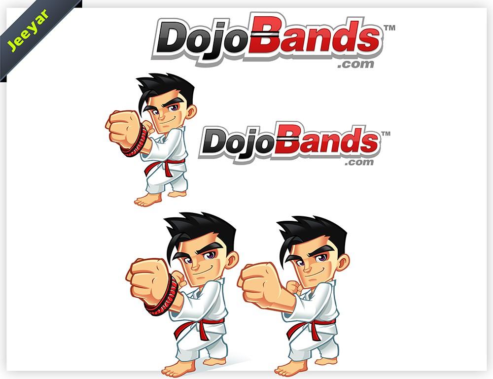Create the next logo for DojoBands.com