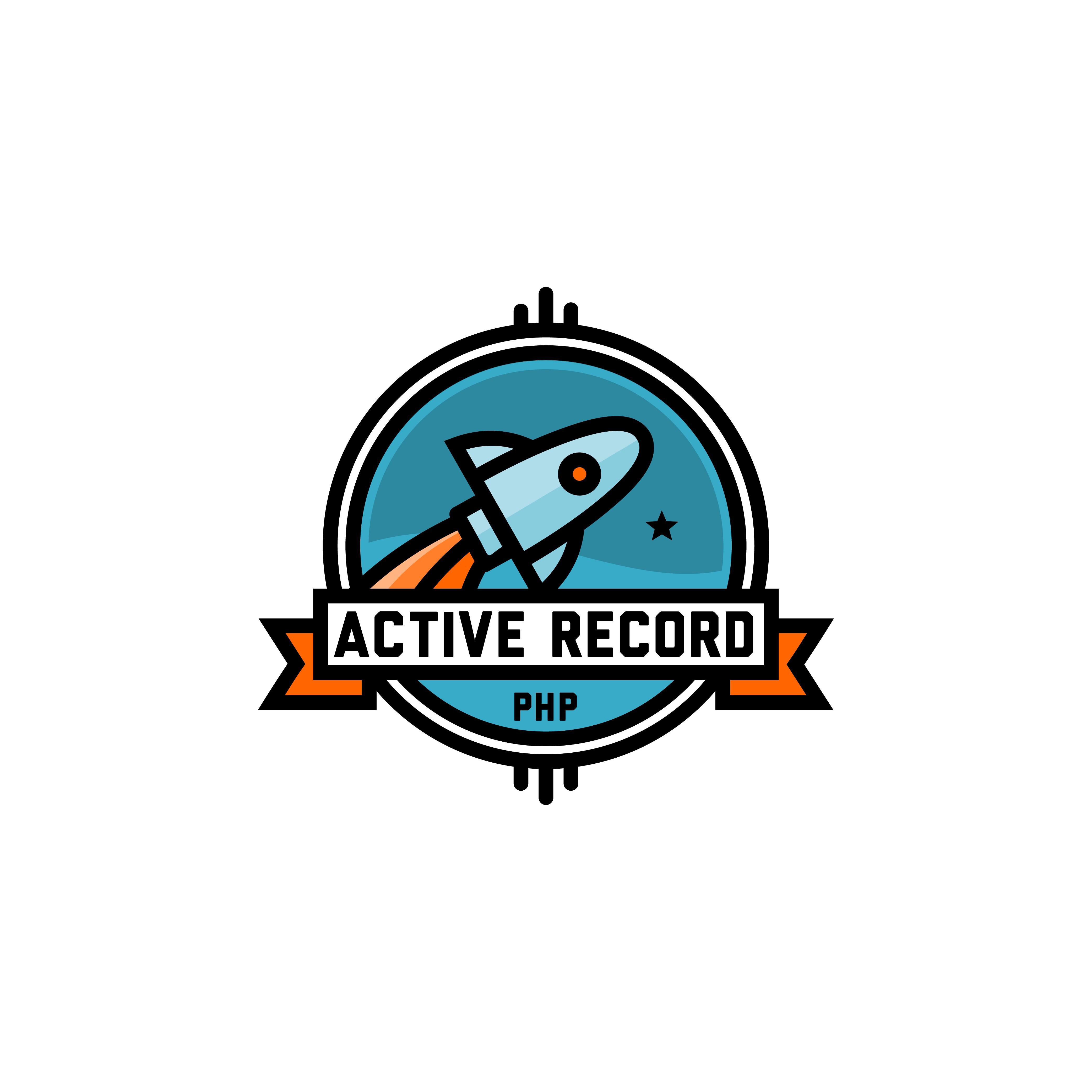 Design a logo for php-activerecord