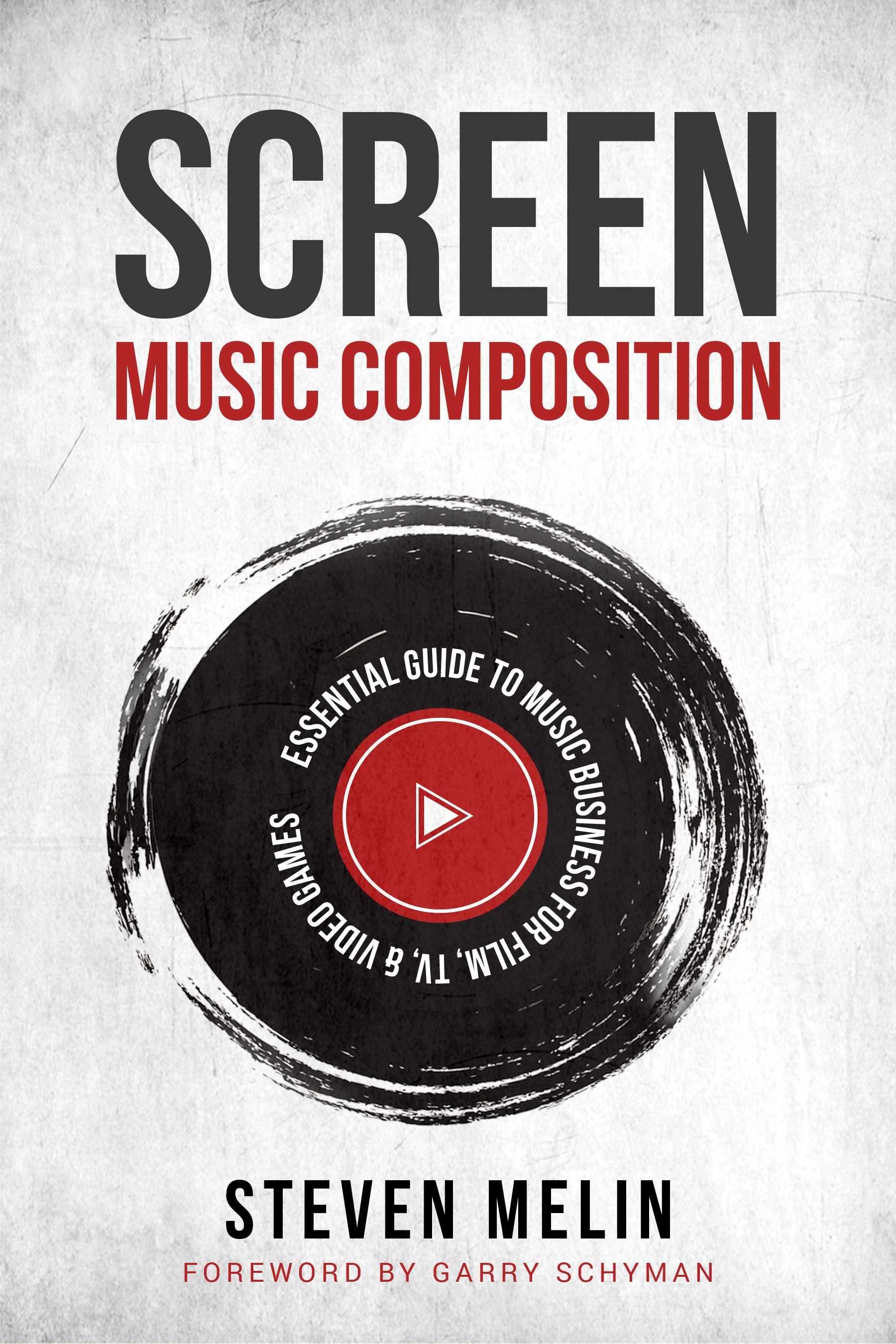 Hand-Drawn Book Cover needed for Screen Music Business Book!