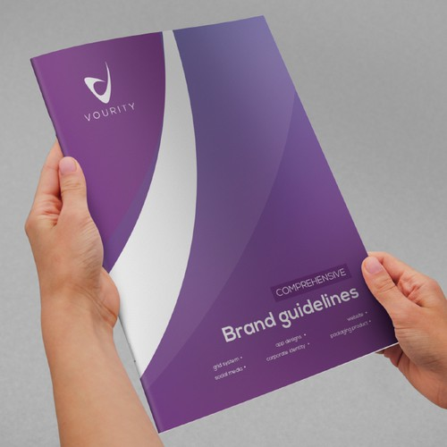 Comprehensive brand guidelines for vourity
