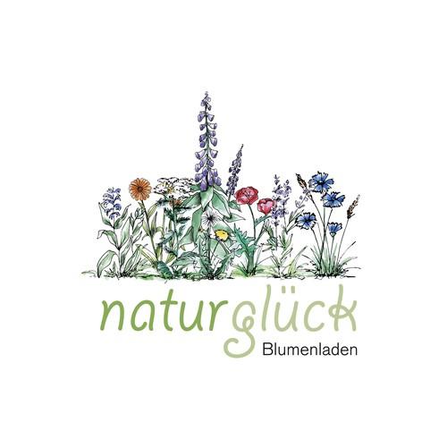 Logo Blumenladen