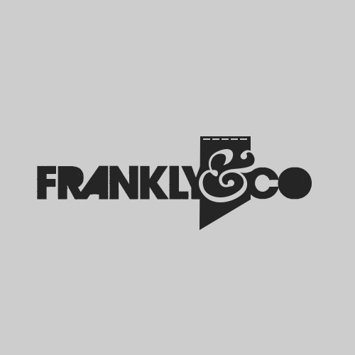 FRANKLY & Co needs a new logo