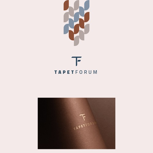 Logo concept and visualisation
