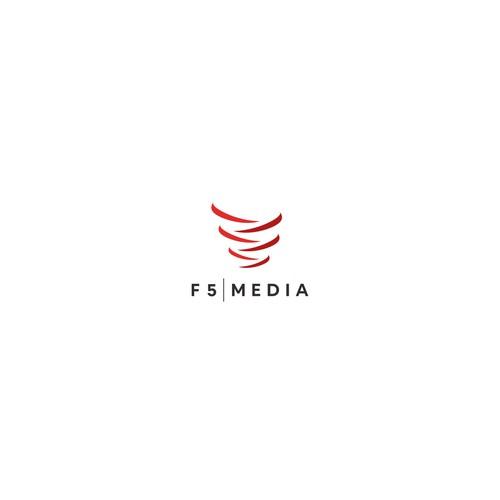 Logo Design for F5 Media
