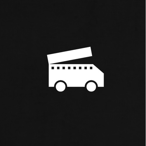 Simple Unique Logo for a Mobile Film Studio