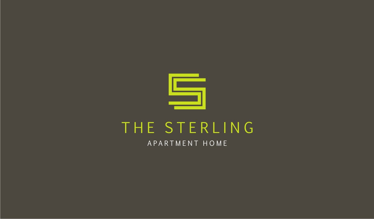 The Sterling Apartments needs a new logo