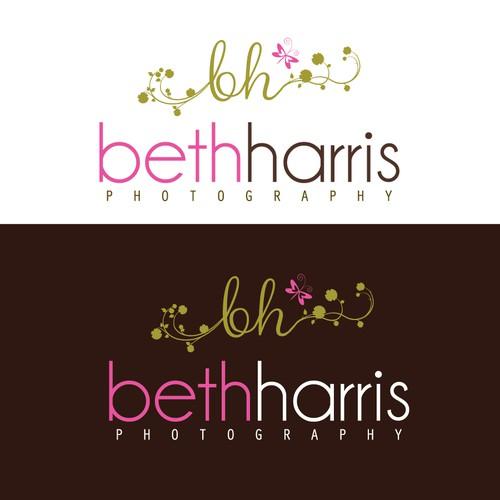 Logo Design for Beth Harris
