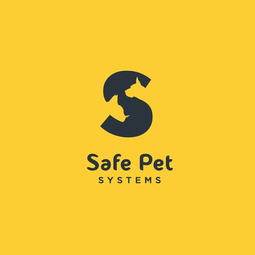 Logo Concept for pet care