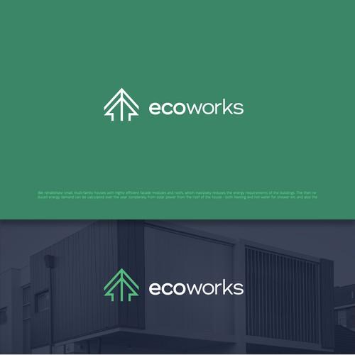 Logo Concept for ecoworks