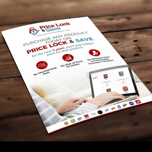 Price Lock & Save Information Leaflet