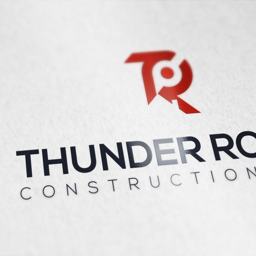 A logo for a residential new-home builder