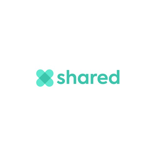 Friendly logo design for Shared