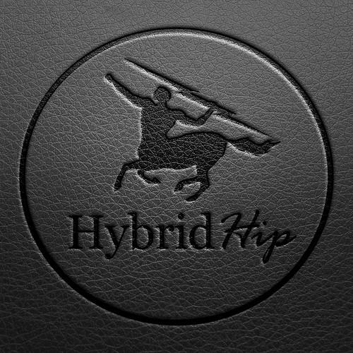 Logo Design for Leather Hip Pack