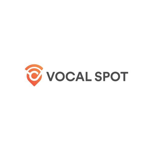 Vocal Spot logo