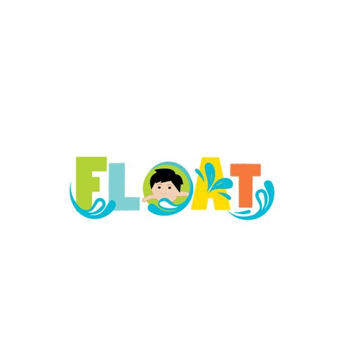 water park logo concept