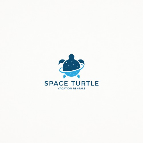 Logo concept for Space Turtle