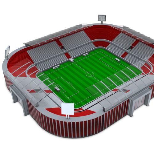 Soccer Stadium Images