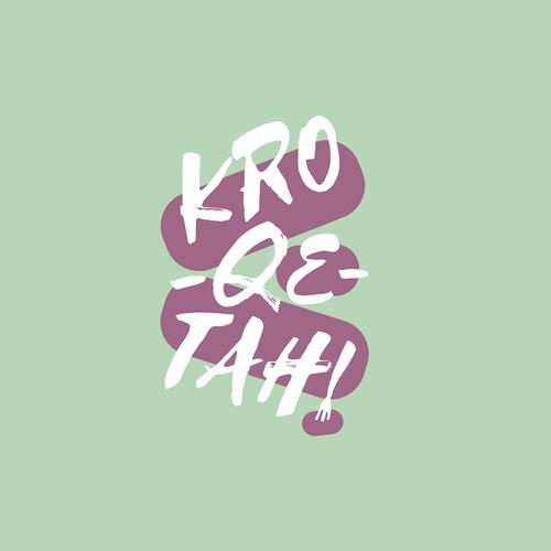Logo for Kro-qe-tah! - Fusion Healthy Croquettas