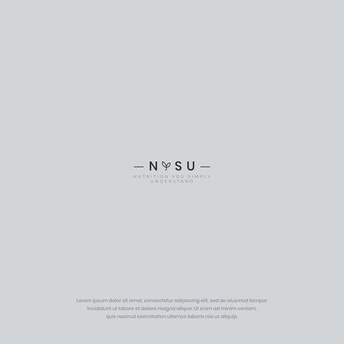 NYSU Clean Logo Design