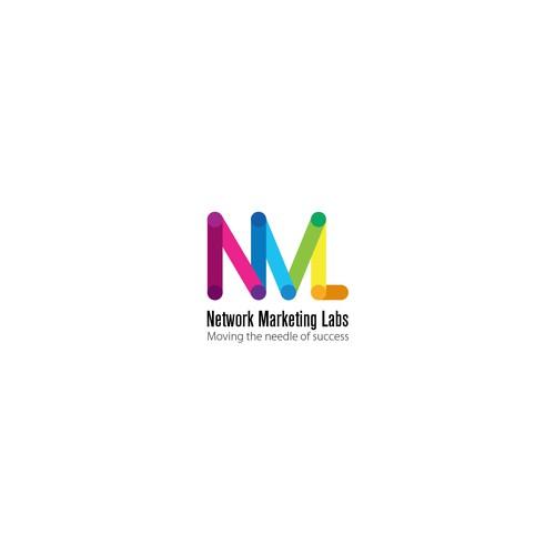 Logo for a network marketing company