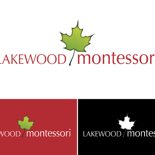 New Logo for Montessori School