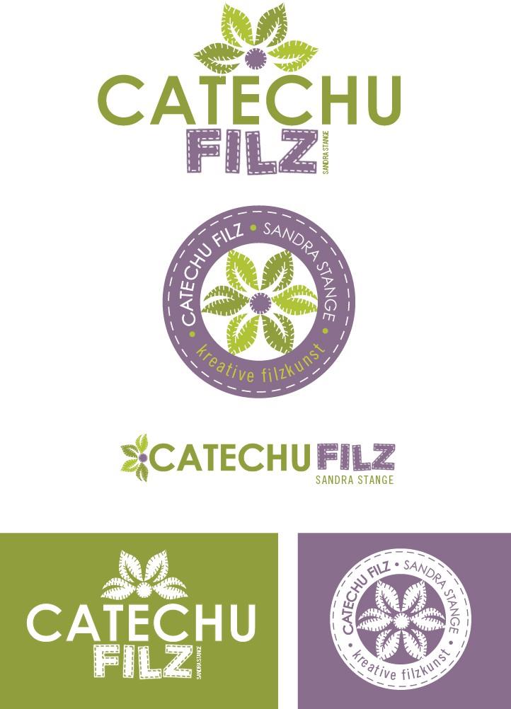 Help CATECHU FILZ Sandra Stange with a new logo