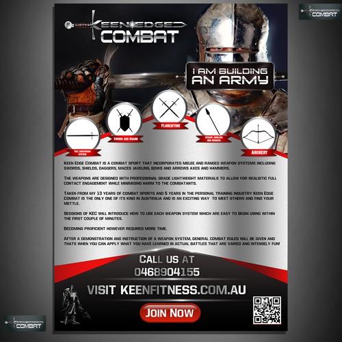 Keen Edge Combat Sports