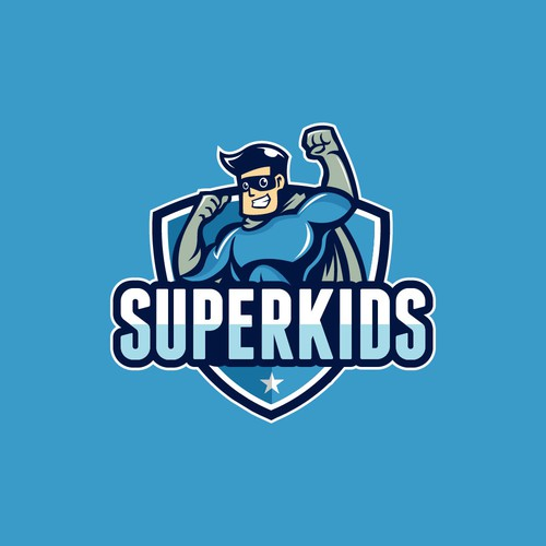 Logo Concept for Superkids