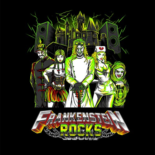 frankenstein rocks band