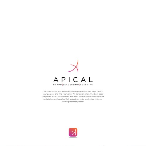 Logo Winning for Apical