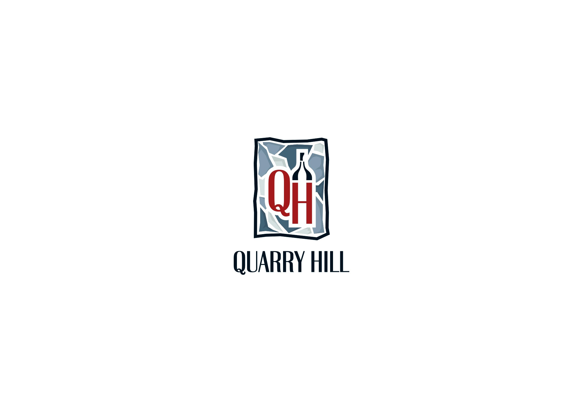Help Quarry Hill Vineyard and Winery with a new logo