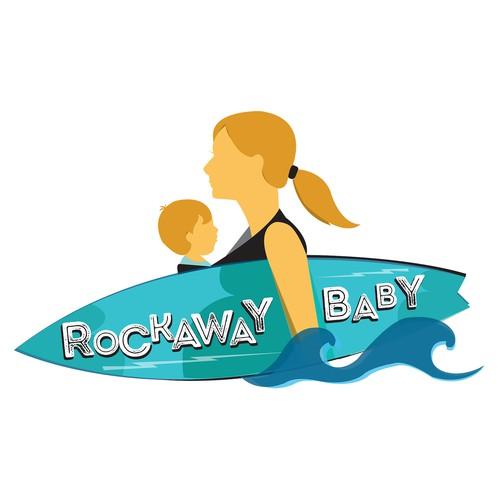 Logo for Rockway Baby