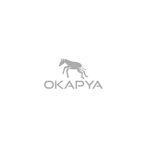 Logo concept for OKAPYA
