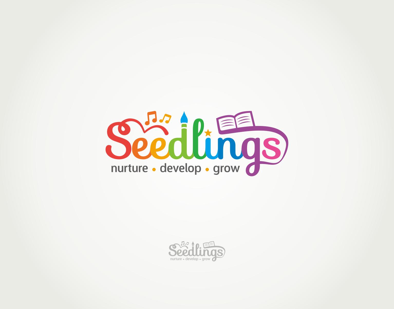 Help me develop my brand Seedlings