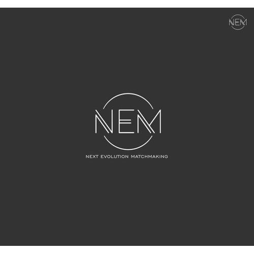 Simple Logo for NEM
