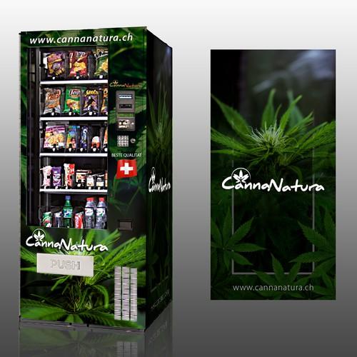vending machine cannabis