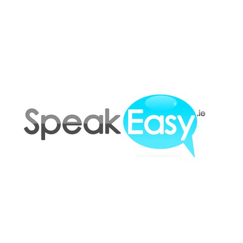 Help Speak Easy with a new logo