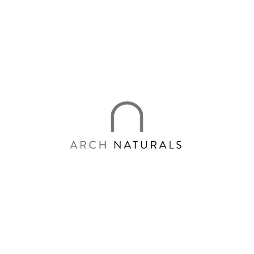logo concep for arch natural