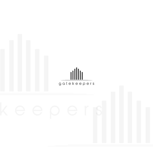Logo design for GateKeepers