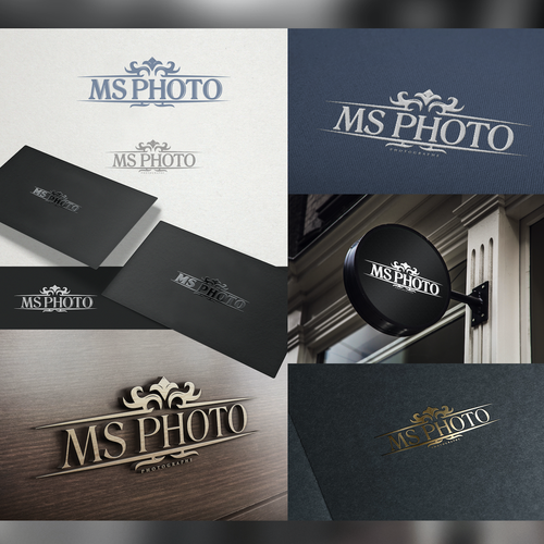 ms photographe logo