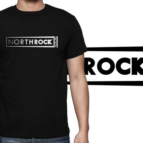 northrock fade thick font