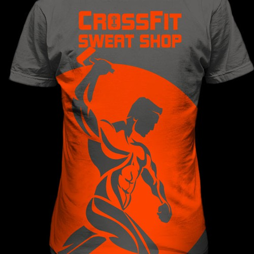 A Hammer CrossFit Logo- unused proposal