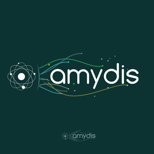 Create an iconic design for Amydis