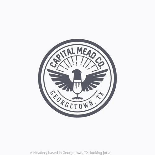 Veteran owned Meadery needs a regal, defiant logo